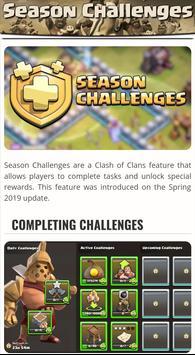 Guide for Clash of Clans CoC ảnh chụp màn hình 5