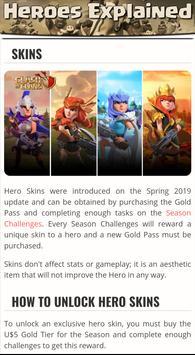 Guide for Clash of Clans CoC ảnh chụp màn hình 6