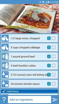 Smart Shopping - Shopping List & Recipe Manager screenshot 4