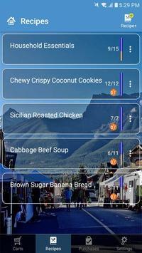 Smart Shopping - Shopping List & Recipe Manager screenshot 3