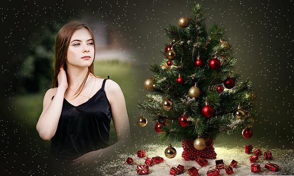 Christmas Tree Photo Frame screenshot 2