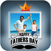 Fathers Day Photo Frames icon
