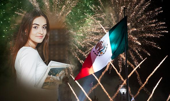 Mexico Independence Day Photo Frames screenshot 3