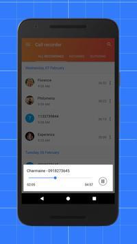 Enregistreur d'appel capture d'écran 4