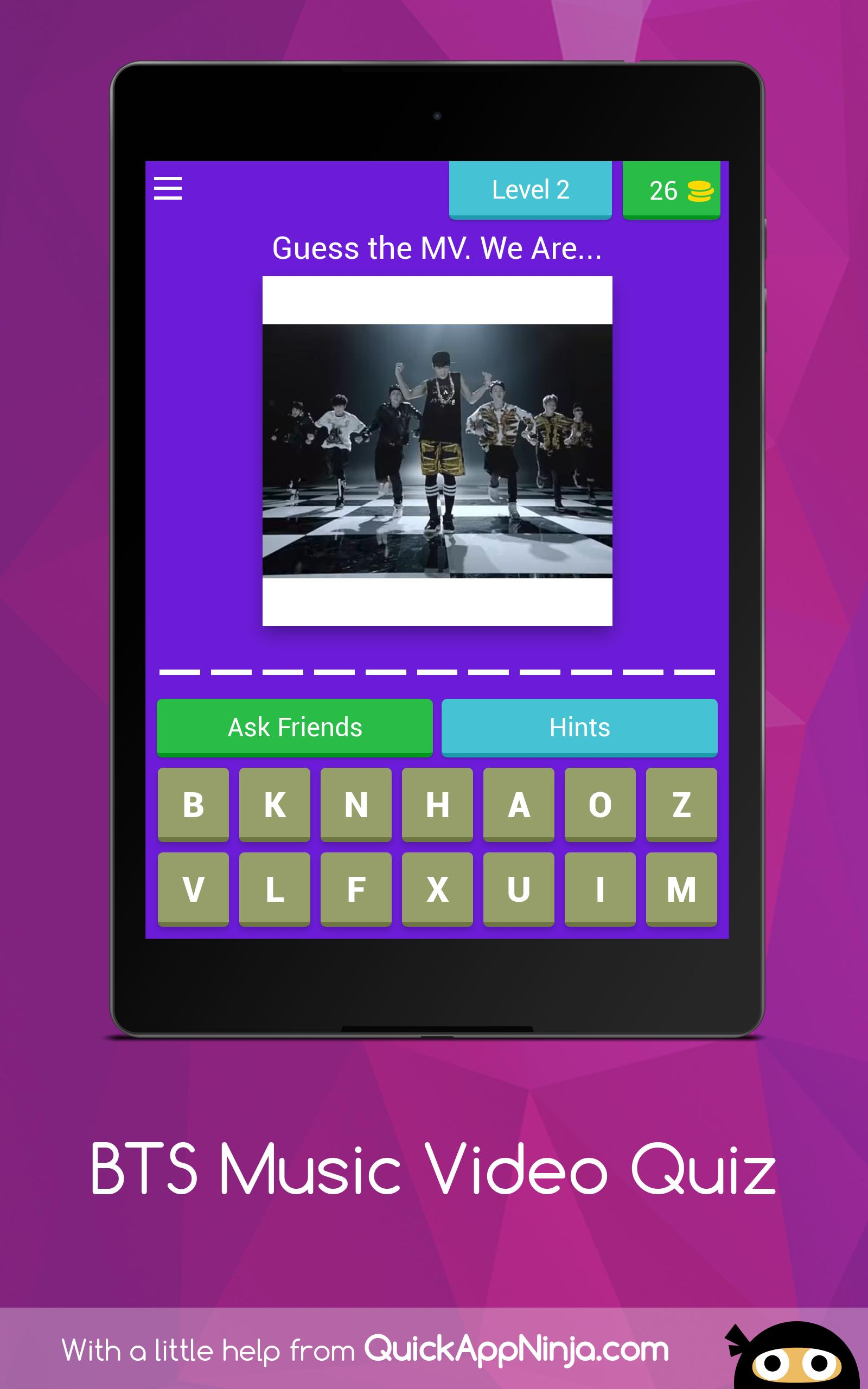 BTS Clip Test for Android - APK Download