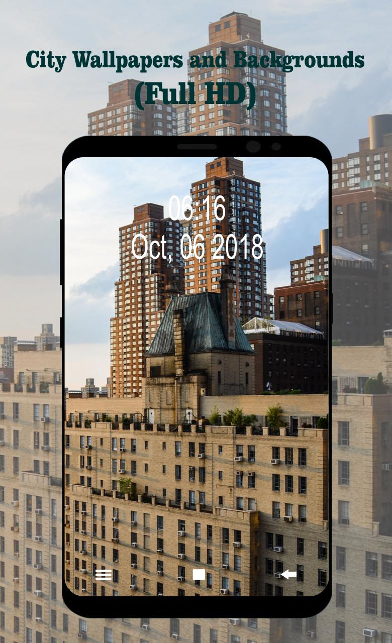 City Wallpapers And Backgrounds Full Hd For Android Apk