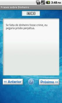 Frases de Dinheiro screenshot 2