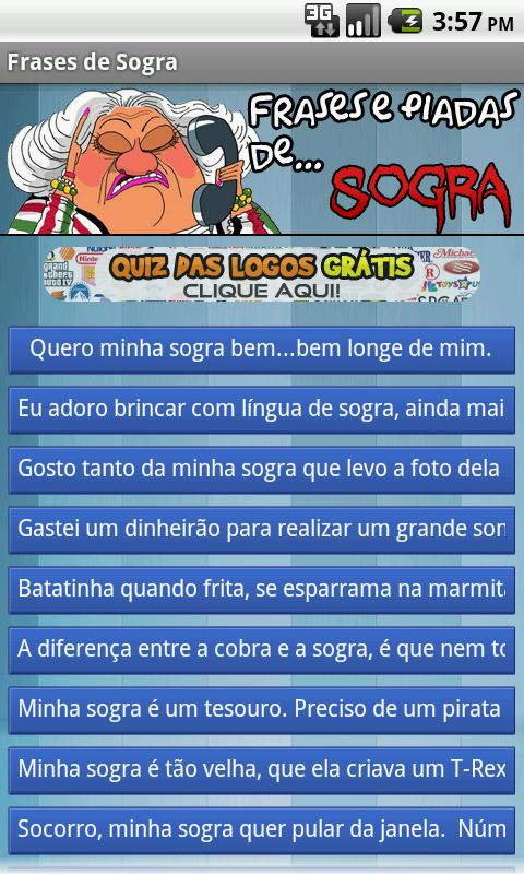 Frases De Sogra For Android Apk Download