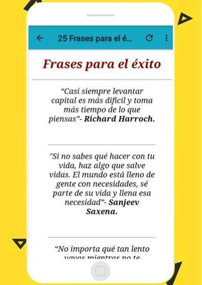 Frases Para Emprendedores For Android Apk Download