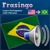 Learn Portuguese with Phrases icon