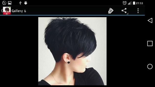 Short Haircuts screenshot 8
