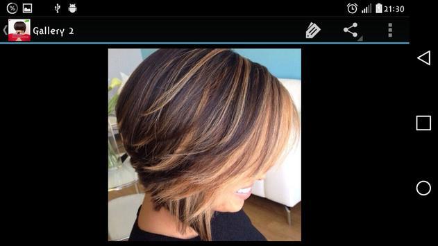 Short Haircuts screenshot 10