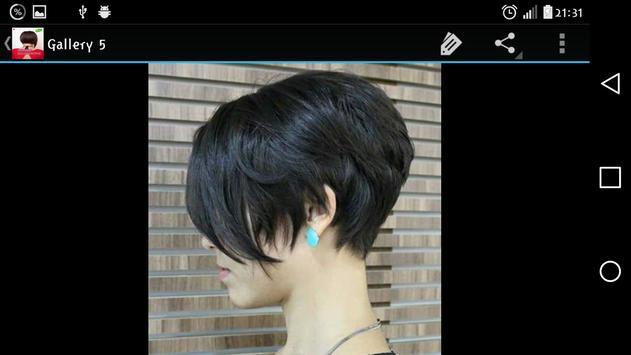 Short Haircuts screenshot 12