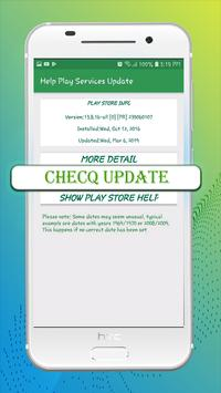 Update Play - Services & Info of Play – Store screenshot 3