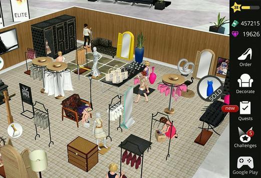 Fashion Empire screenshot 10