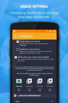 Camera Blocker screenshot 5