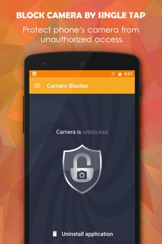 Camera Blocker poster