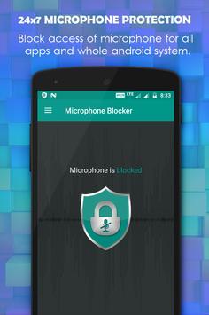 Microphone Blocker screenshot 1