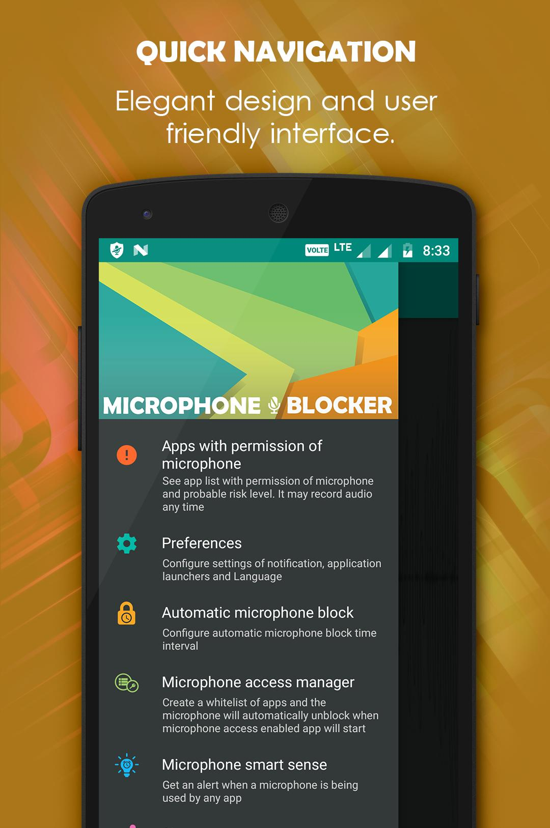 Microphone Blocker for Android - APK Download