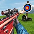 ターゲット射撃の伝説:ガンレンジ射撃ゲーム