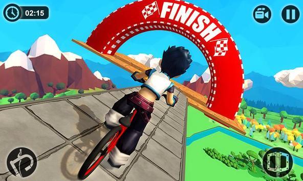 Fearless BMX Rider 2019 screenshot 3