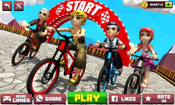 Fearless BMX Rider 2019 poster