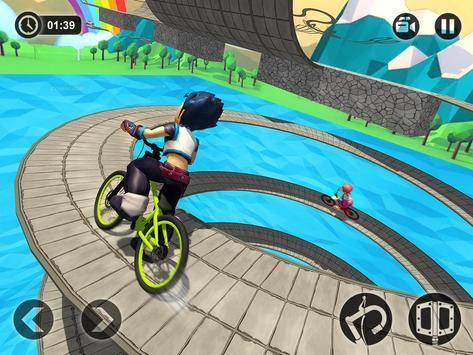 Fearless BMX Rider 2019 screenshot 12