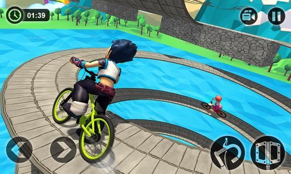 Fearless BMX Rider 2019 screenshot 1