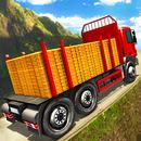 Uphill Gold Transporter Truck Drive APK