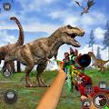 Dinosaur Hunting Games: FPS Battle Attack