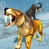 Sabertooth Tiger Revenge: Frozen Age icon