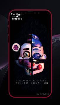 🔥Freddy's 1 2 3 4 5 6 Wallpapers HD poster