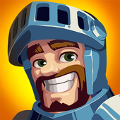 Knights and Glory - Tactical Battle Simulator icon