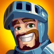 Knights and Glory - Tactical Battle Simulator APK image thumbnail