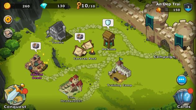 Knights and Glory - Tactical Battle Simulator screenshot 5
