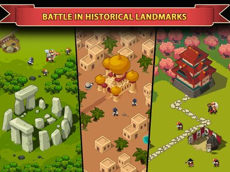 Knights and Glory - Tactical Battle Simulator screenshot 20
