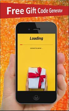 Free Gift Card Generator screenshot 4