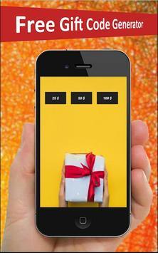 Free Gift Card Generator screenshot 3