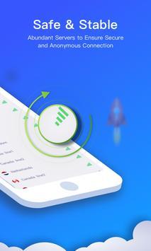 Connect VPN screenshot 1