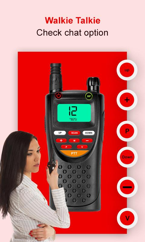 Walkie Talkie App Free Calls Without Internet For Android Apk Download