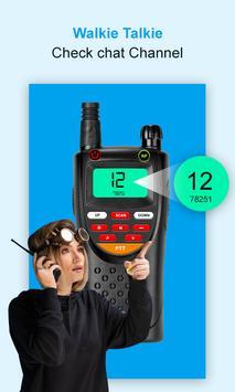 Walkie Talkie App: free calls without internet screenshot 2