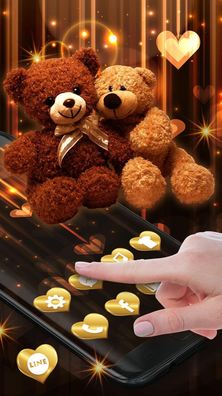 Teddy Bear Launcher Theme Live Hd Wallpapers For Android Apk
