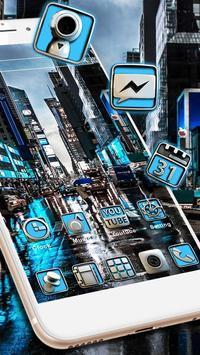 Blue Light City poster