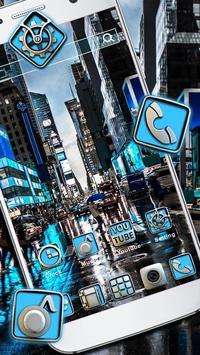 Blue Light City screenshot 1