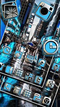 Blue Light City screenshot 2