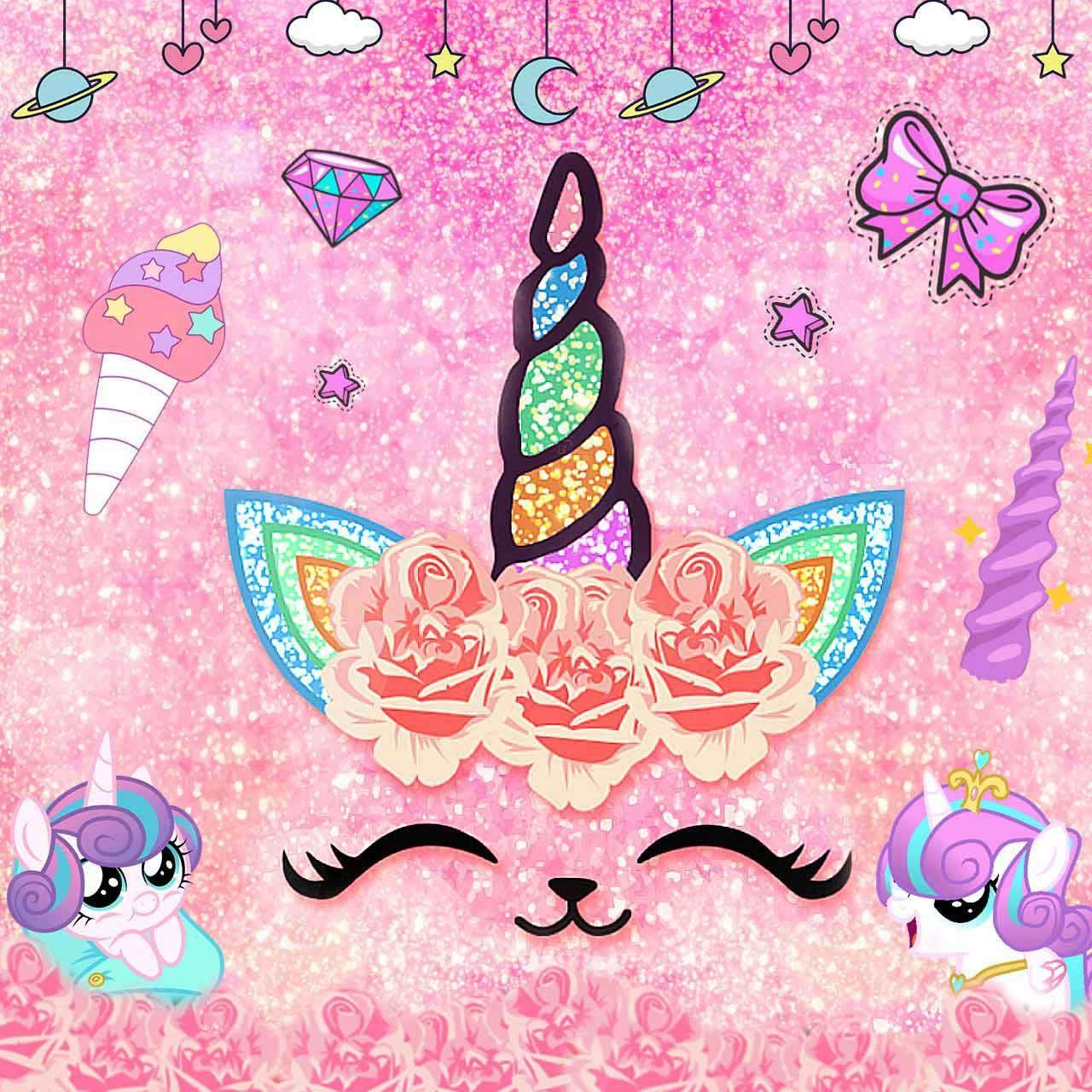 Flower Unicorn Cat For Android APK Download