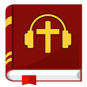 Burmese Audio Bible mp3 app icon