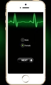Body Temperature Tracker - Fever Thermometer Log screenshot 10