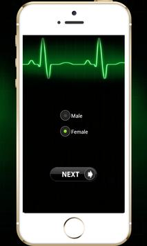 Body Temperature Tracker - Fever Thermometer Log screenshot 5