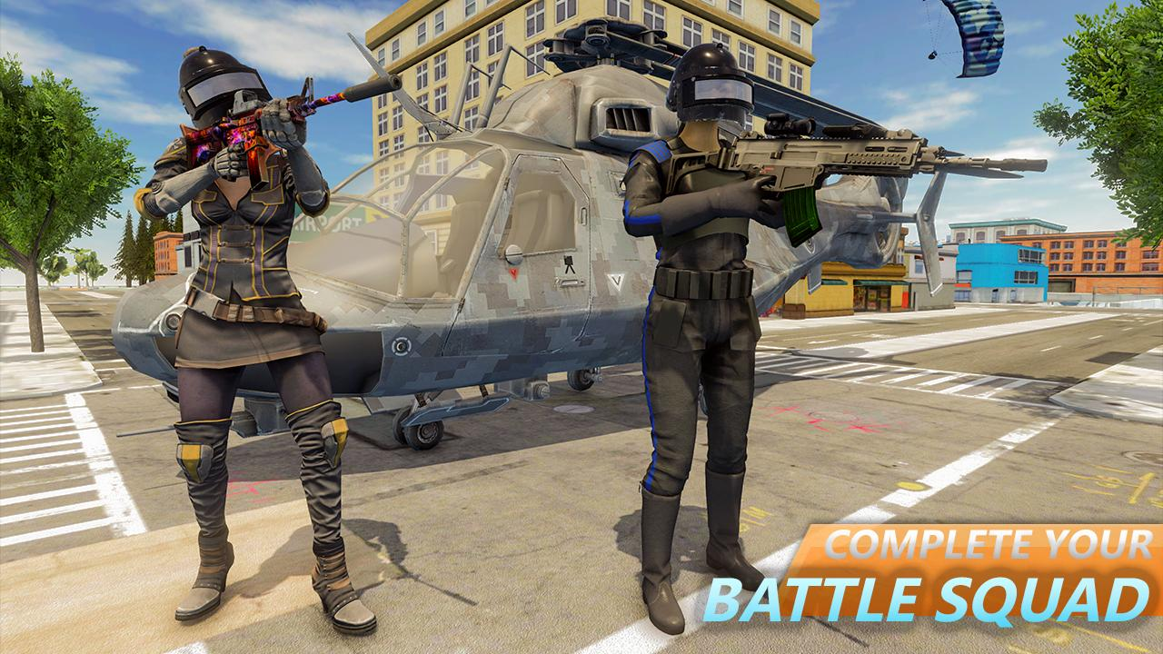 Free Battle Royale Girl Online Gun Shooting 2019 For Android Apk Download